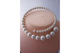 gargantilla de perlas