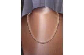 Collar Perlas redondas Cultivadas
